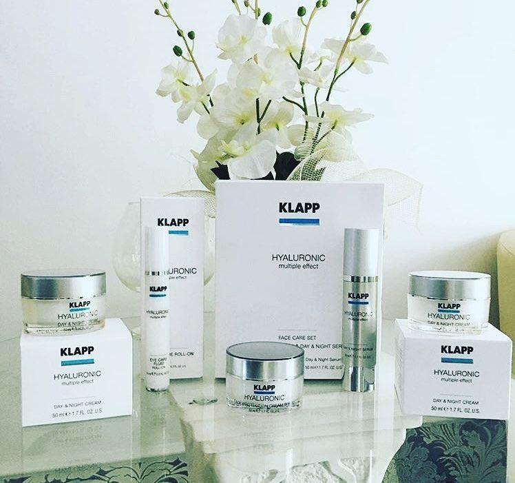 BeautySalon Marijke - KLAPP producten - Prijslijst